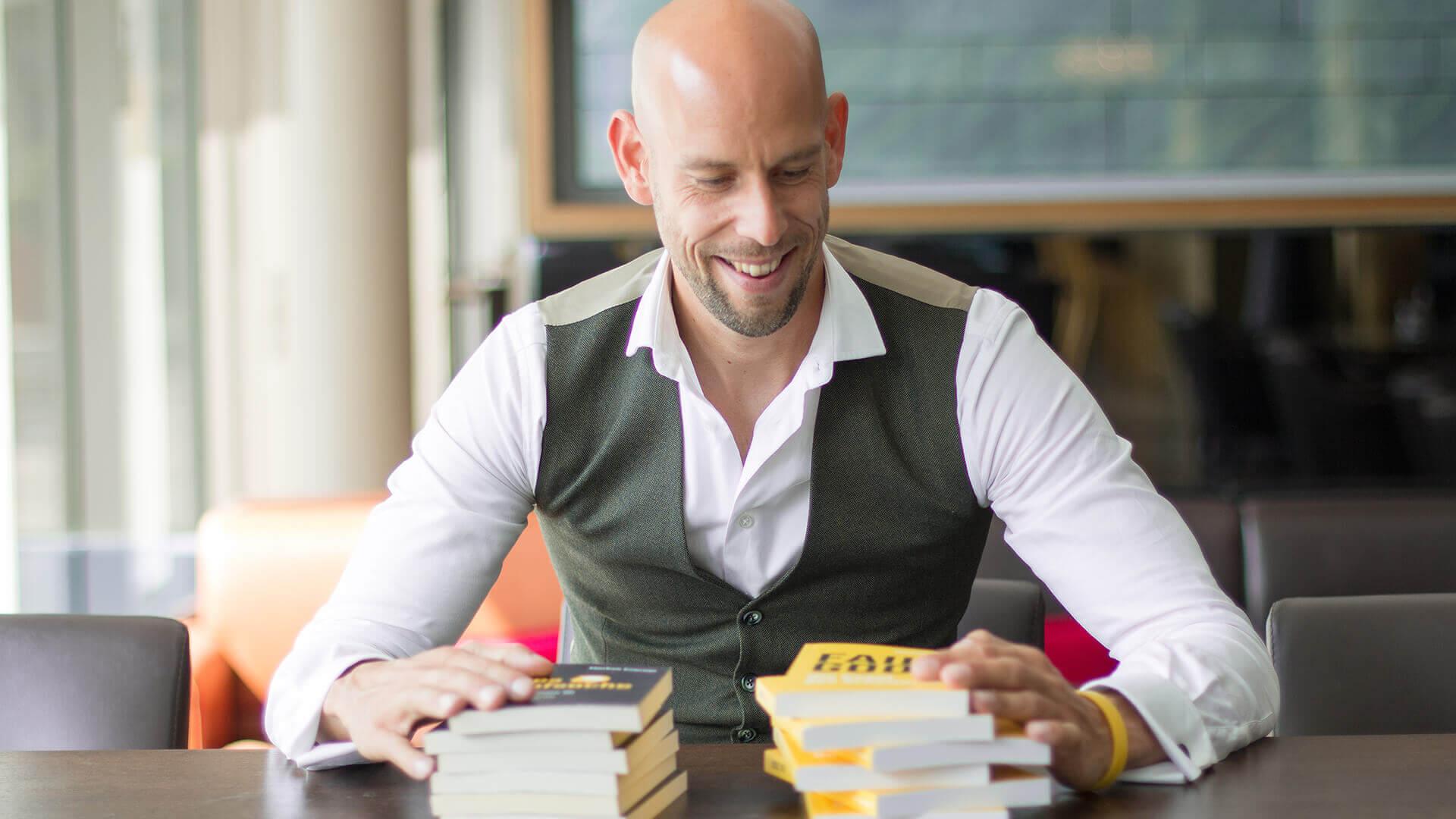 Der Bestseller Autor Markus Czerner