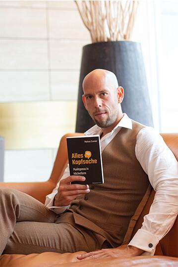 Ein paar persönliche Worte von Bestseller Autor Markus Czerner zu seinem Buch Alles Kopfsache