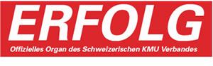 Buchautor Markus Czerner in der schweizerischen Erfolg-Zeitung