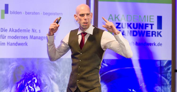 Keynote Speaker für mentale Stärke Markus Czerner
