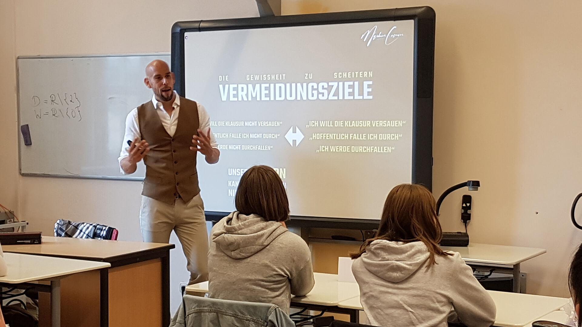 Schülercoaching mit Markus Czerner