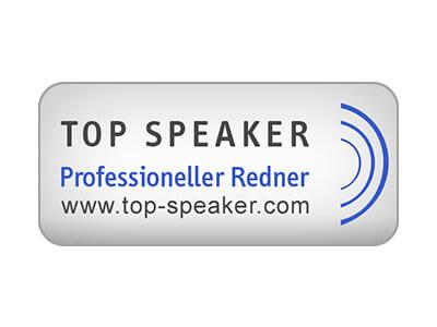 Markus Czerner wurde als Top Speaker ausgezeichnet