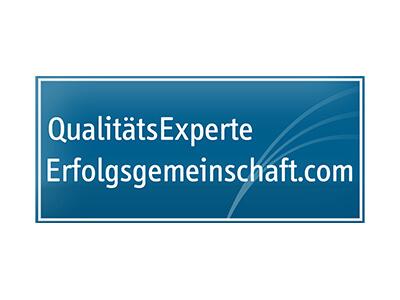 Ausgezeichnet als QualitätsExperte