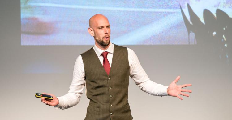 Markus Czerner: Keynote Speaker, Coach, Bestsellerautor