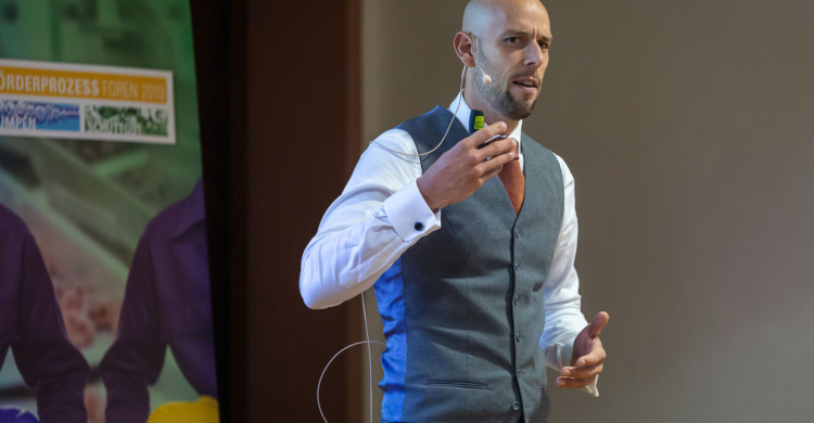 Markus Czerner schult in seinen Workshops die Resilienz