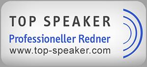 Markus Czerner wurde mehrmals als Top Speaker ausgezeichnet